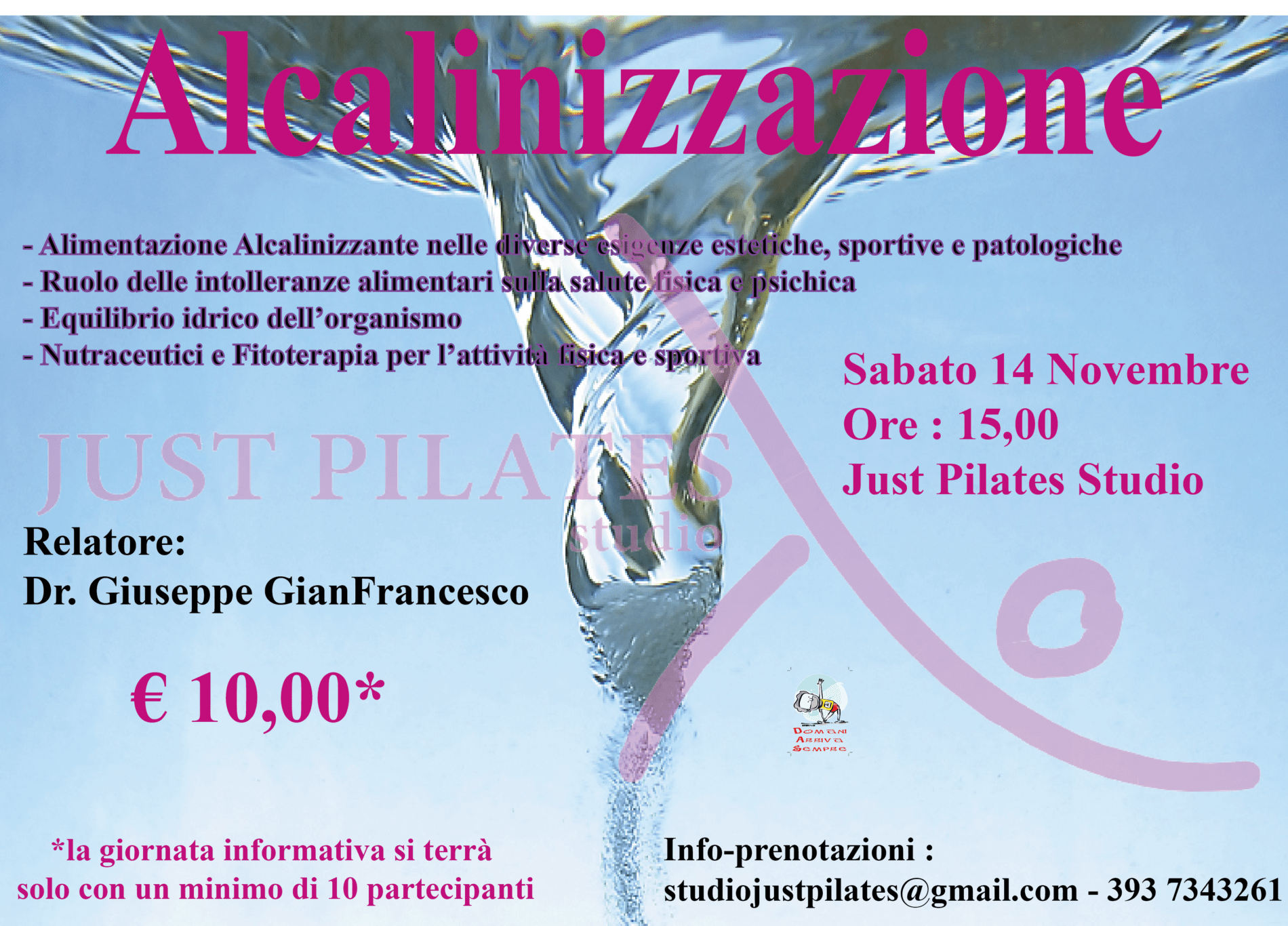 just pilates alcalino