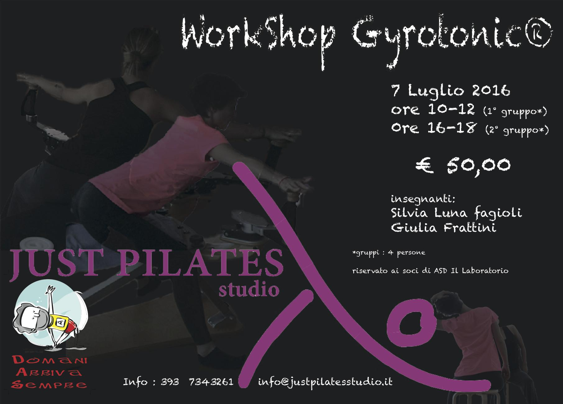 workshop gyro
